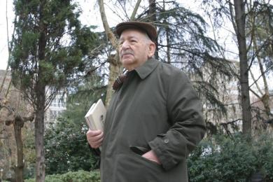 O poeta Victor Campio